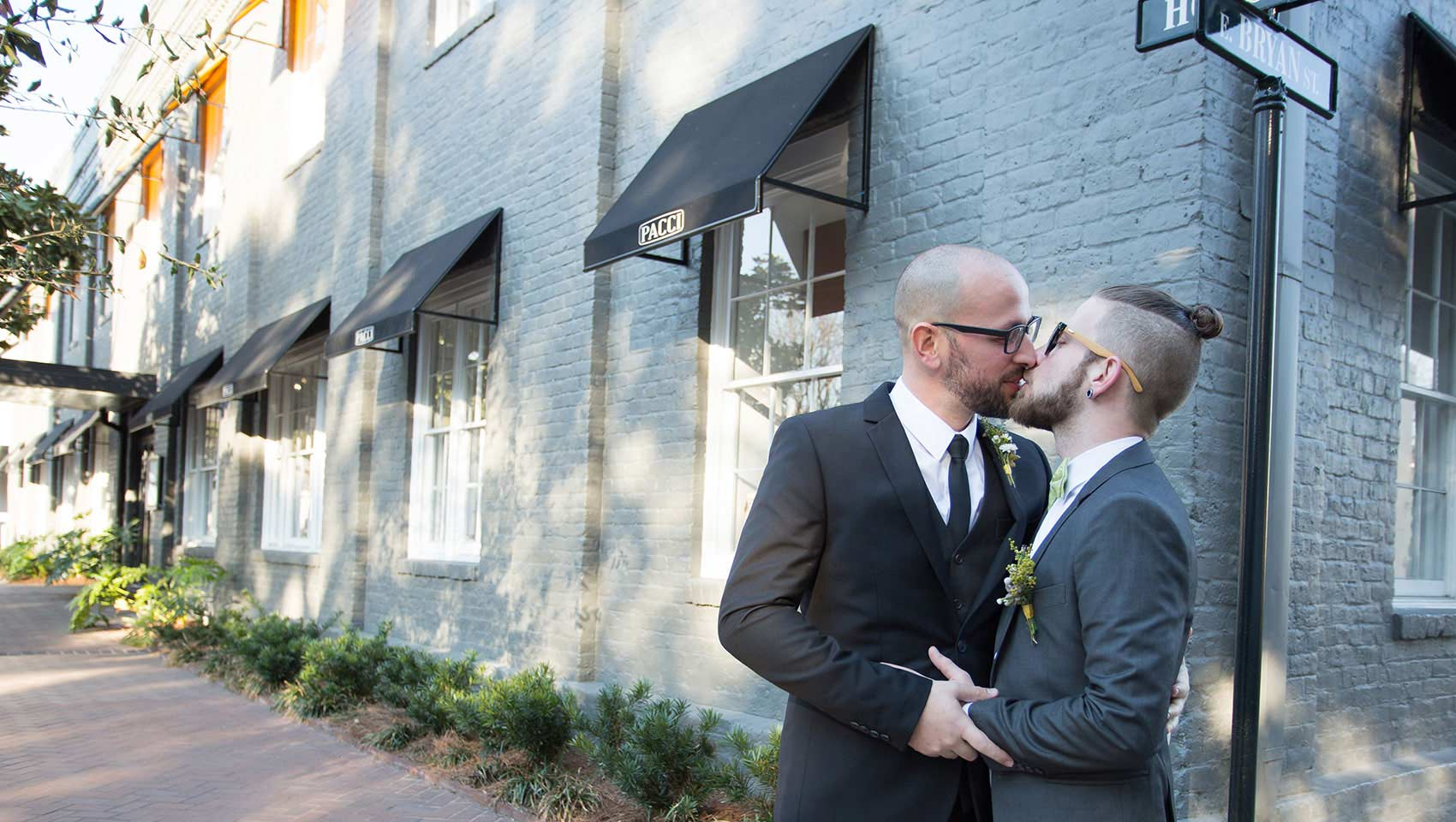 Kimpton Real Weddings: Wedding Contest I LGBT Wedding Giveaway