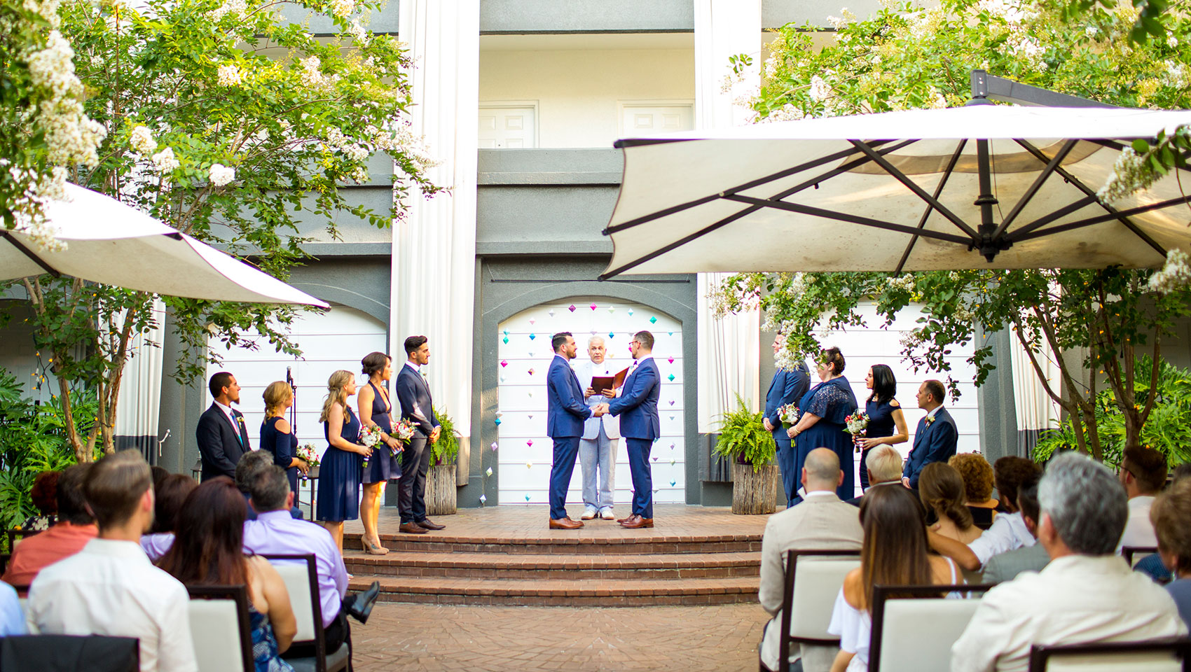 The Kimpton Brice Hotel real weddings