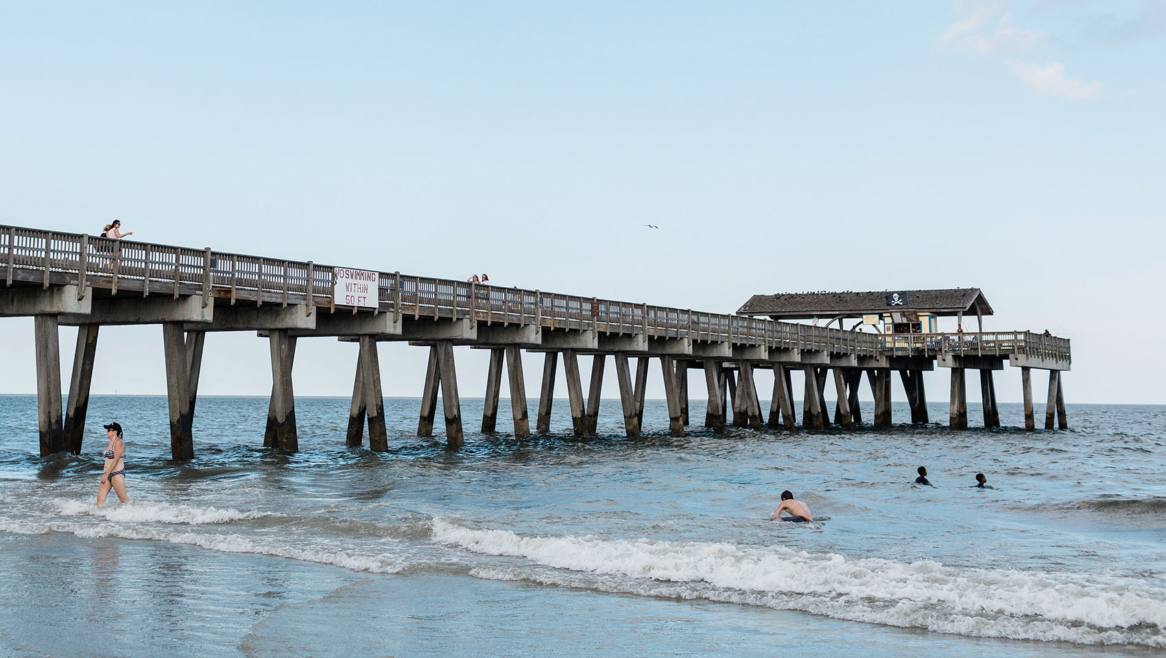 Day Trips From Savannah To Tybee Island